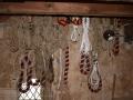 Bell ringers ropes
