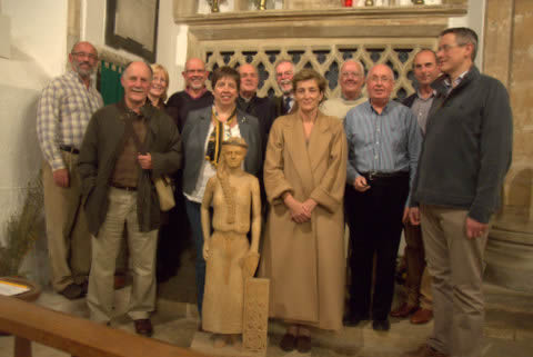 St Kyneburgha Trustees and Committee