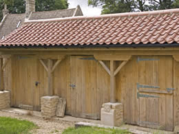 Theo's Byre completed